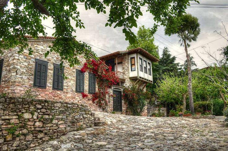 Doğanbey köyü Söke Aydın