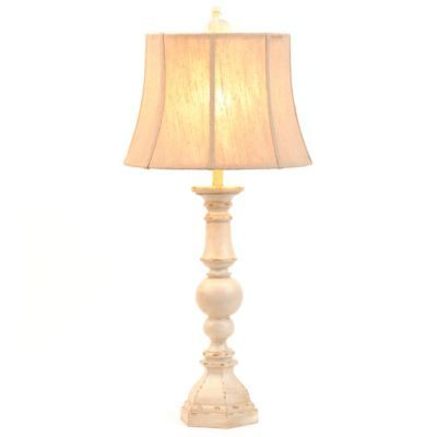 Mackinaw Cream Table Lamp