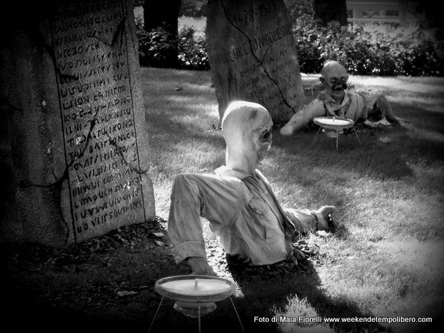 Gardaland Magic Halloween: Zombi emergenti