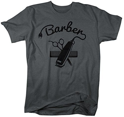 This t-shirt is perfect for any barber. The design features a typography that…