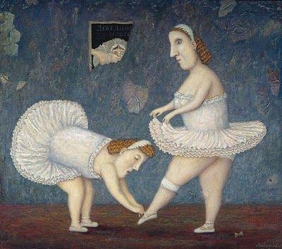 Paintings by Russian Vladimir LubarovPainting by Russian Artist Vladimir Lubarov