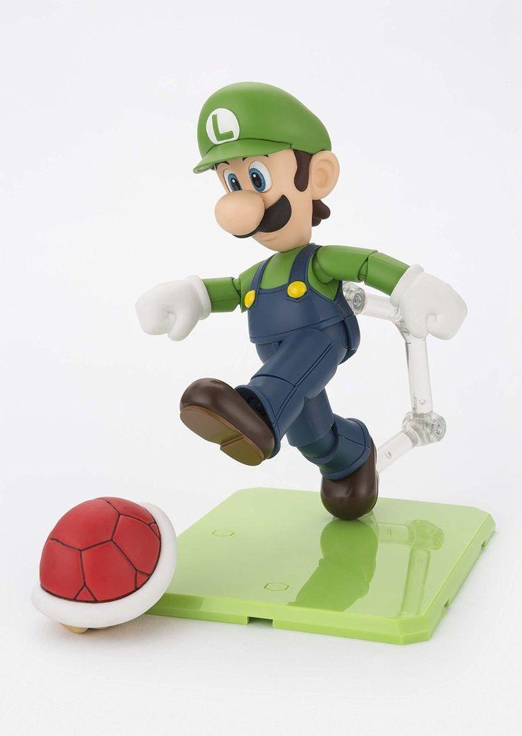 #Luigi #Figuarts