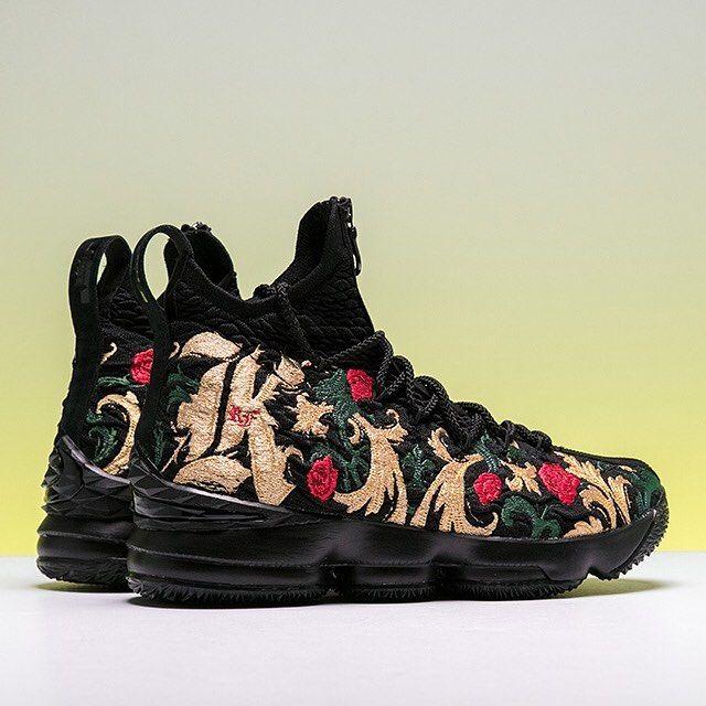2b281fef83cb The Kith x Nike LeBron 15