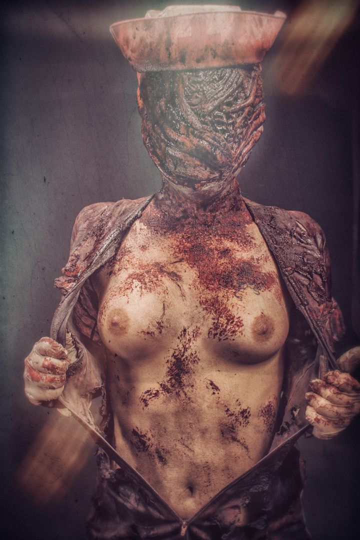 from Cameron sexy silent hill nurses porn fuck in ass