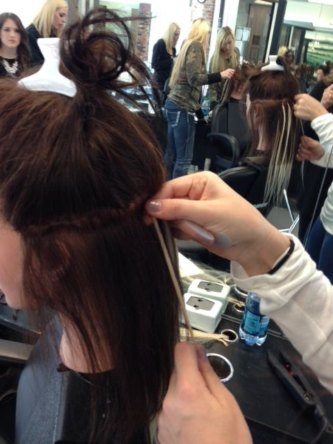 13 best makeovers images on pinterest beautiful hair and hairstyles toni guy erie pa our students are in the know earned their professional certification in hair extensions just a small sample of why are students are pmusecretfo Image collections
