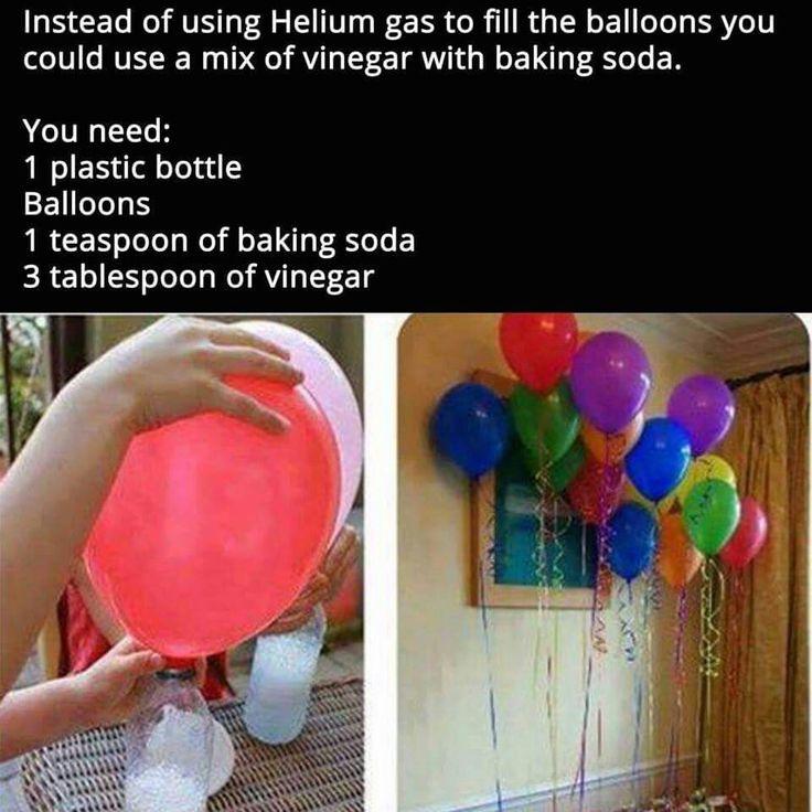 no helium balloons