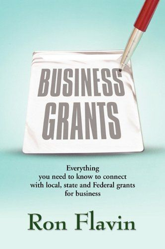 get a government grant to write a book