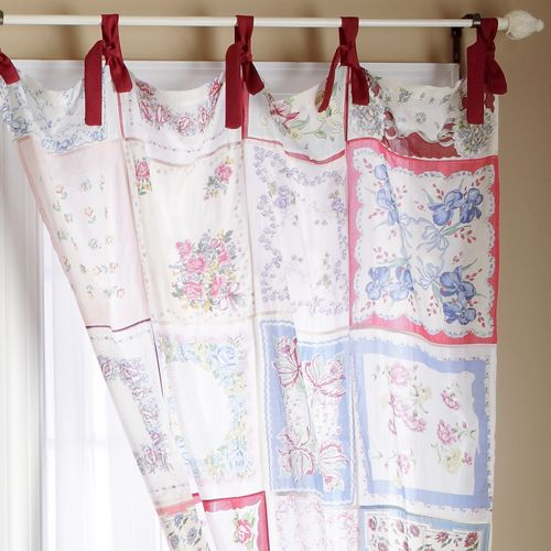 1000 Ideas About Vintage Kitchen Curtains On Pinterest