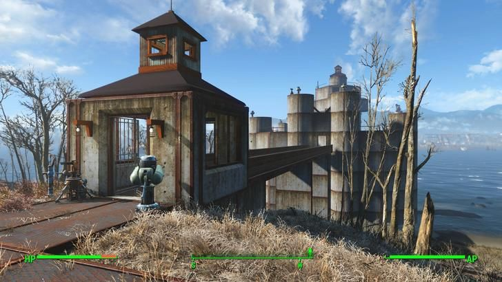 Spectacle island fallout 4