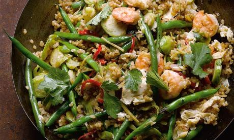 Yotam Ottolenghi: hearty fried rice