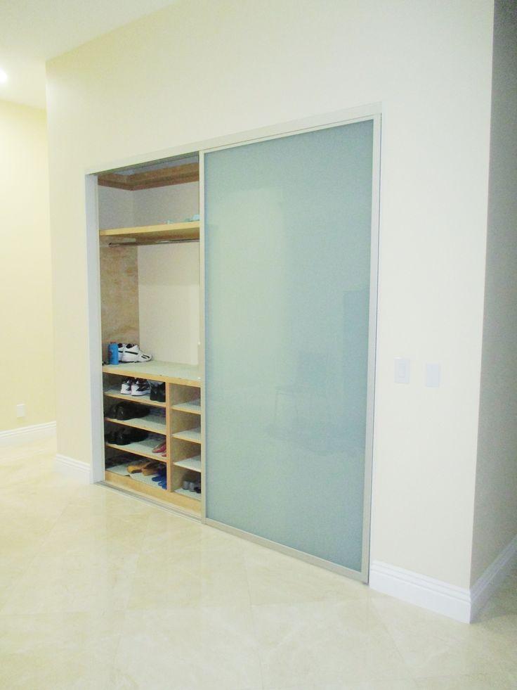 The 115 Best 2 Panels2tracks Aluminum Frame Sliding Closet Doors