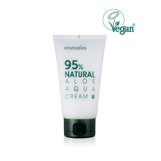 95% Natural Aloe Aqua Cream