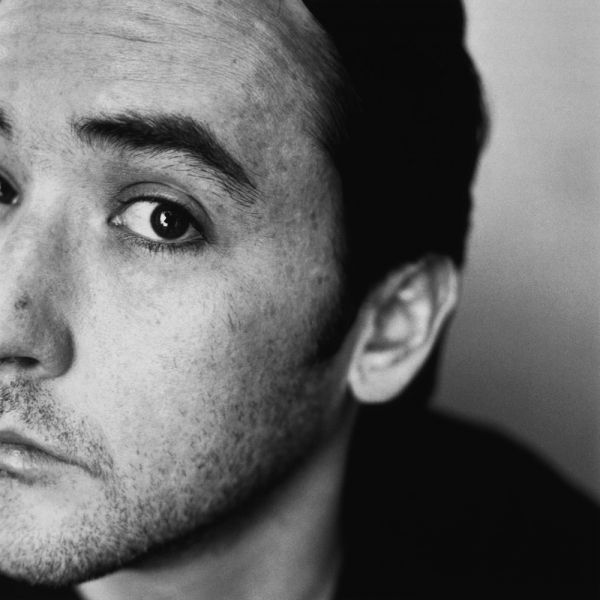 have loved John Cusack for over 20 years... loved in the way that I want to sit down and have a beer with him... talk about stuff.