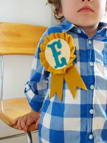 fabric medallion