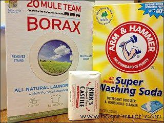Como hacer detergente para la ropa casero | Mama XXI