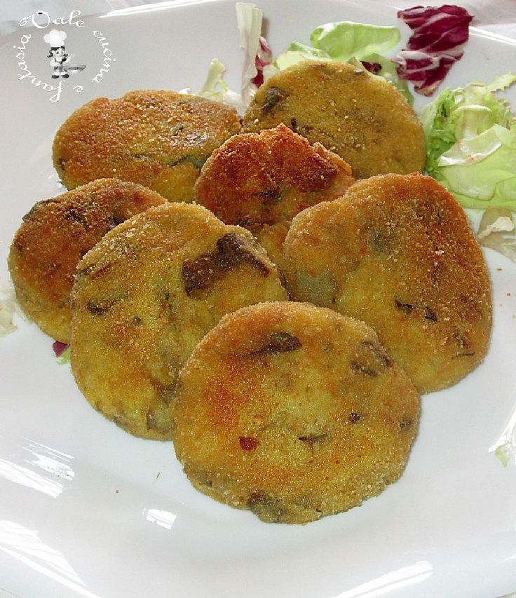 Crocchette di patate e carciofi,ricetta saporita