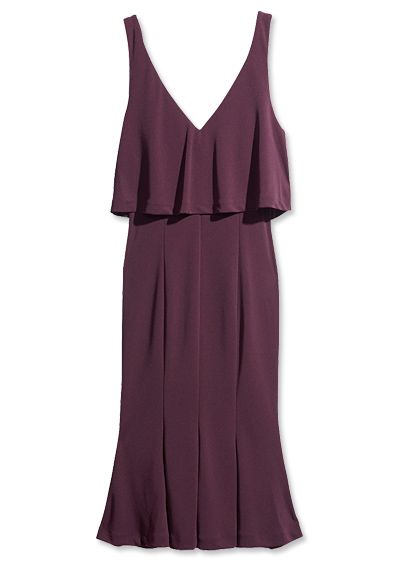 Our New Favorite Dress Silhouette: The Midi—Shop Our 10 Favorites - H&M from #InStyle