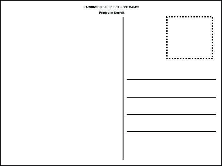 Blank Postcards For Printing Postcard Template Back 4 6 Free Avery To Print Sinif