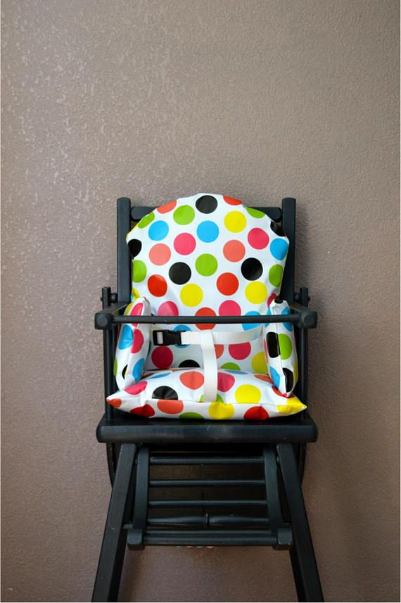 Safety Harness For High Chair Cushion Chair Baby Coussin