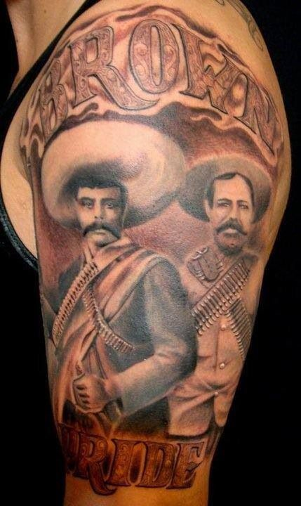 17 best images about brown pride graphics on pinterest for Mexican pride tattoos