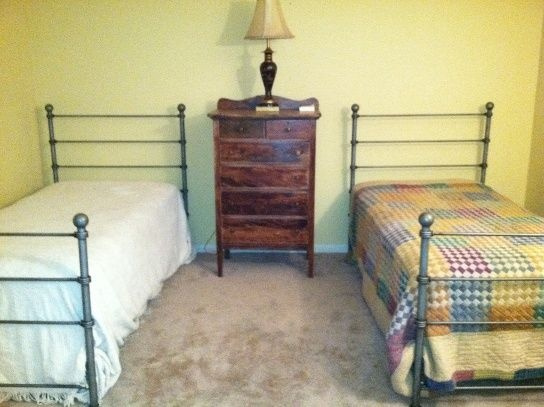Set Of Iron Twin Beds Kid Room Ideas Pinterest