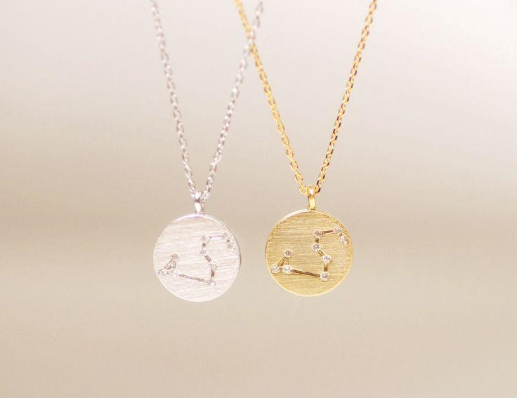 [바보사랑] 별자리를 몸에 지니고 있으면 행운이 온대요~ /별자리/목걸이/주얼리/커플/선물/악세서리/Constellation/Necklace/Jewelry/Couples/Gift/Accessories