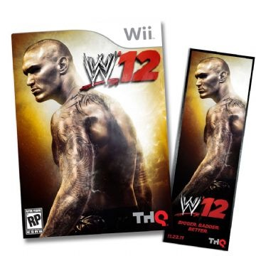 WWE 2012 for the Wii.: Wii Games