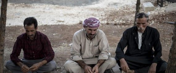Syrian Kurds Gain Importance In Campaign Against ISIS
