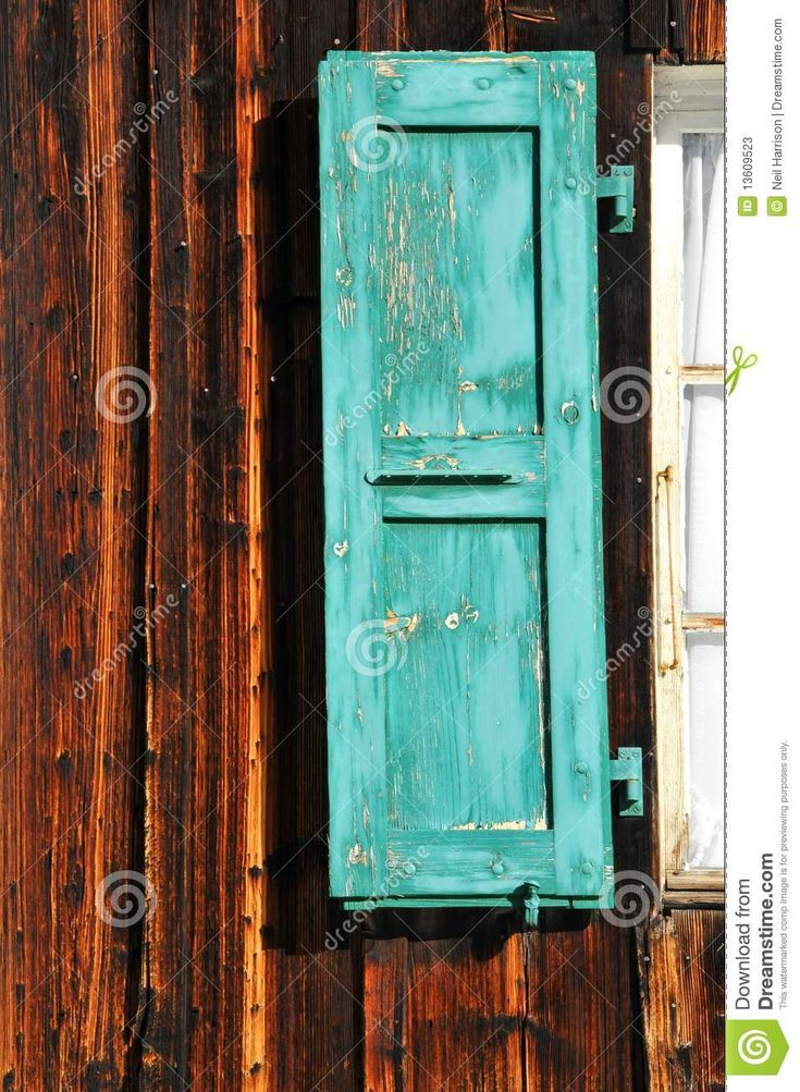 turquoise shutters turquoise window shutter on a traditional swiss