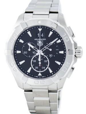Tag Heuer Aquaracer Chronograph Quartz Swiss Made 300M CAY1110.BA0927 Mens Watch