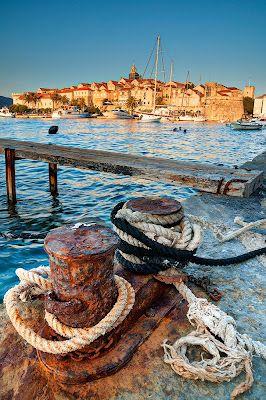 #Korčula, #Croatia