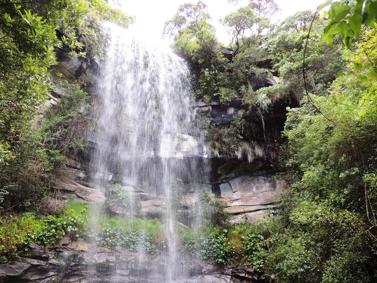 Nandis falls.
