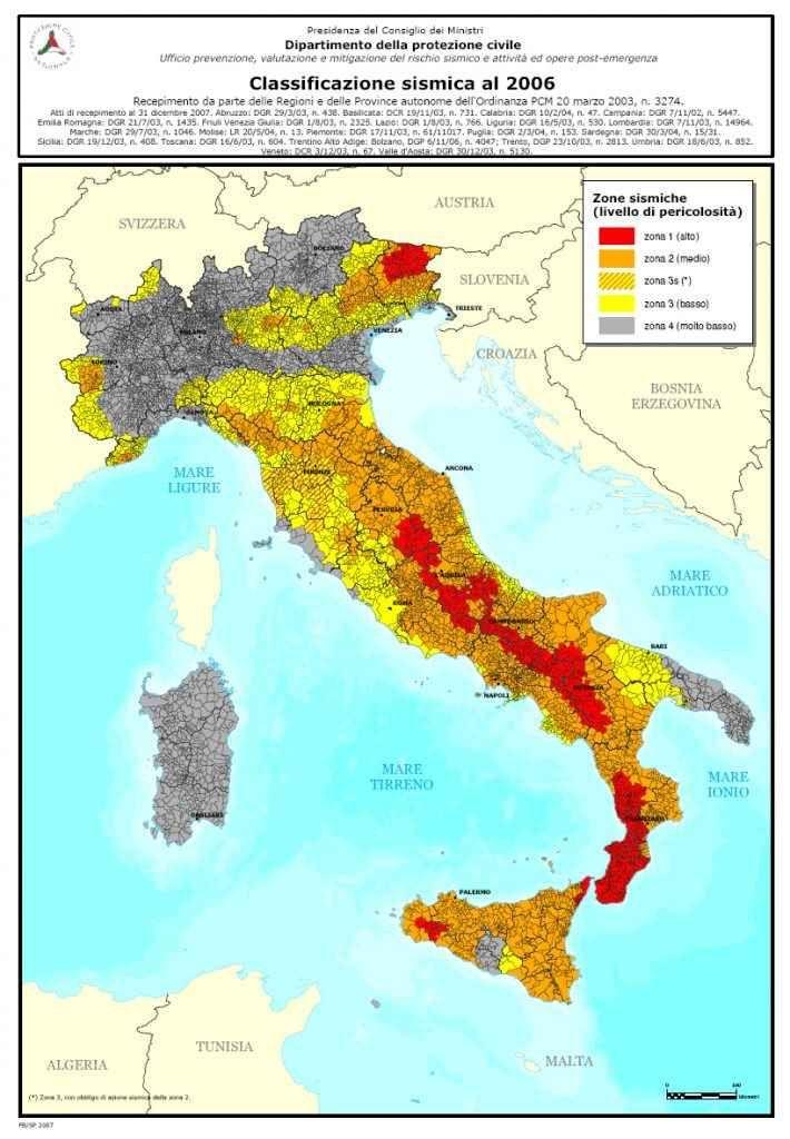 I terremoti: La prevenzione del nostro paese L'Italia è uno dei pochi paesi al mondo in cui rischio sismico, rischio idrogeologico e rischio vulcanico si sovrappongono. Per densità di popolazione e ridotta estensione areale c'è solo il Giappone