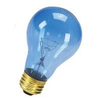 $5.01-$8.46 Kent Marine R'Zilla 09917 Day Blue Light Incandescent Bulb, 75-Watt - Ideal for tropical and desert habitats, the day blue lamp generates a gentle blue light that enhances the color of reptiles while providing a heat source needed for a healthy reptile environment. The uncoated blue glass allows the bulb to transfer more heat to the reptile enclosure, allowing the reptile to bask in i ...