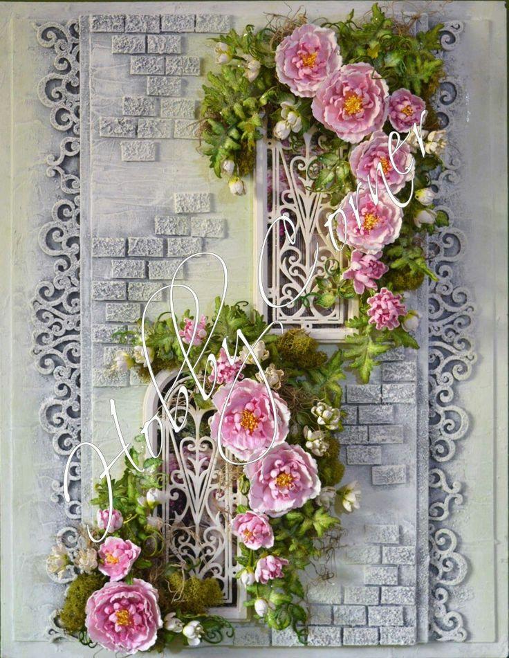 Heartfelt Flower  - Peony