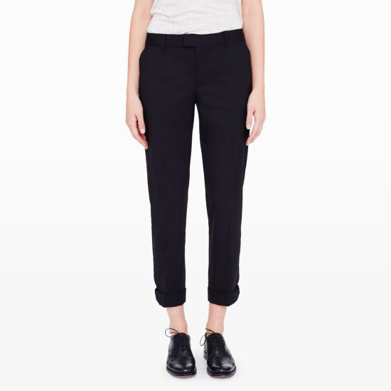 Betia Pant - Cropped Pants from Club Monaco Canada