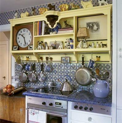 My Old Cottage Kitchen