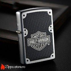 Zippo Harley-Davidson Carbon Fiber