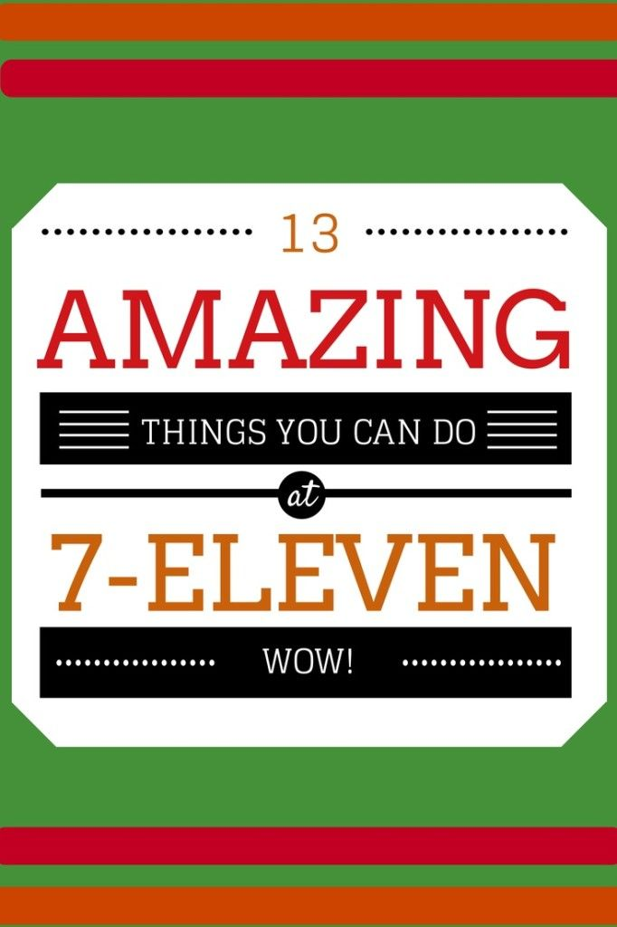 13 Amazing Things You Can Do at a 7-Eleven -Taiwan goodness via @acruisingcouple