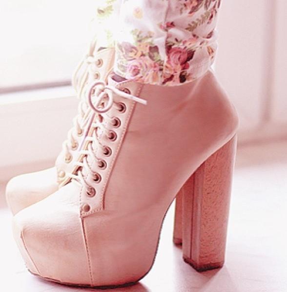 high heels board