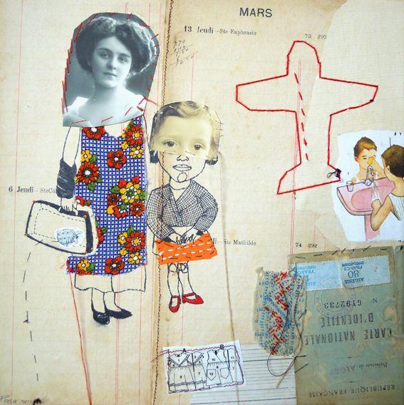 petits formats | Cecile PERRA plasticienne: cecile.perra@wanadoo.fr