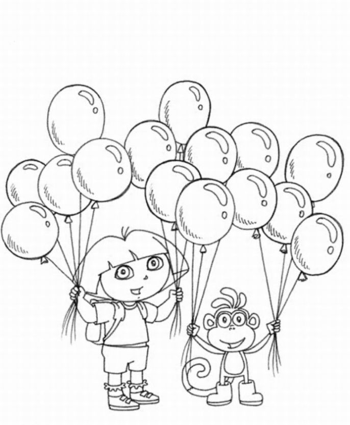 Nick Junior Colouring Pages Jr To Print
