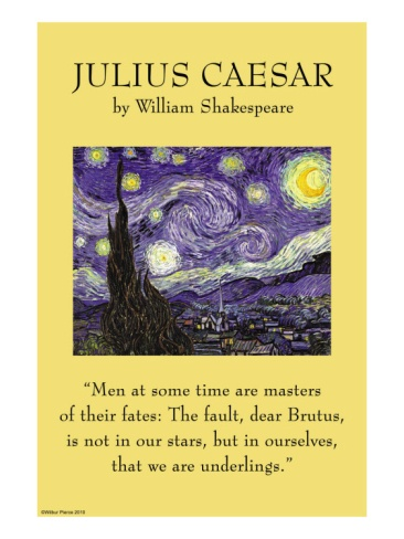 anthonys interesting character in julius caesar by william shakespeare In shakespeare's play, julius caesar, one character is gravely underestimated: the playboy, mark antony discover how this seemingly shallow athlete rises up to defeat caesar's enemies.