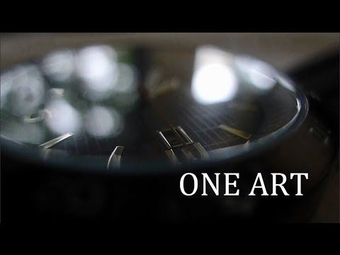 One Art by Elizabeth Bishop - YouTube
