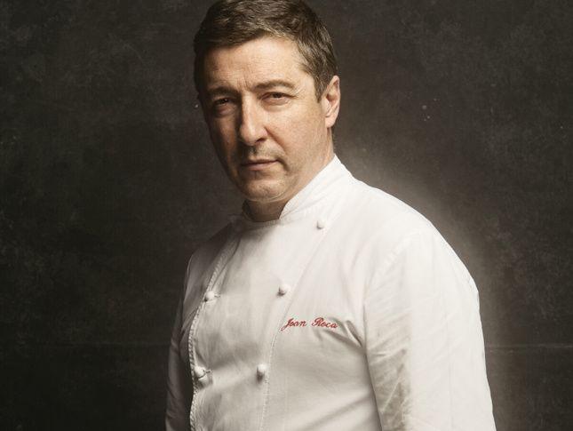 Joan Roca.  El Celler de Can Roca.  #spanish #Chefs.  3 #Michelin #Star 2013