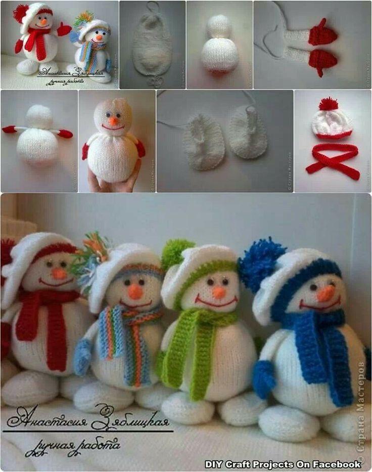 Softy the snowman