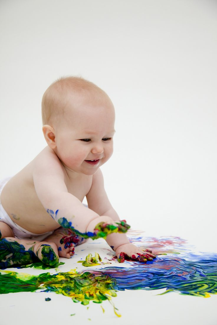 22 best images about baby photoshoot ideas on pinterest for Paint photo shoot ideas