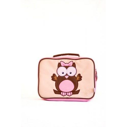 Woddlers Olive the Owl Lunchbox available at As Your Child Grows - asyourchildgrows.com.au