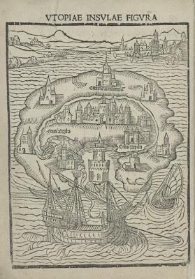 A ilha de Utopia... onde todos são iguais, sem uns serem mais iguais que outros
