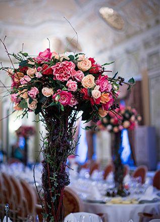 Terra Fiori. Цветы из эко-силикона, абсолютная имитация живых цветов.  Flower tree. Artificial flowers.